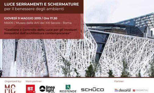 Il 9 maggio al MAXXI di Roma si parla di architettura innovativa e sostenibile