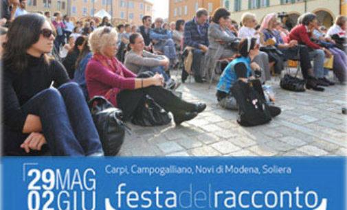 """La Festa del racconto dipana il """"tempo""""- Carpi, 29 maggio – 2 giugno"""