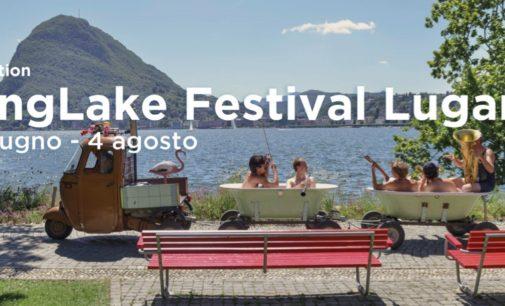 Al via dal 28 giugno a Lugano il Festival internazionale LongLake, tra i più grandi open air urbani della Svizzera con oltre 500 eventi per un intero mese