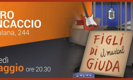 """La Caritas di Roma e i SognAttori in scena al Brancaccio il 22 maggio con il musical """"Figli di Giuda"""" dedicato agli invisibili"""