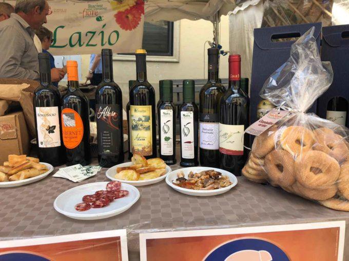 Bucine, Lanuvio protagonista al XVI Festival delle Regioni