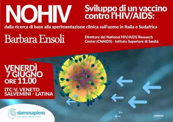 NOHIV Sviluppo di un vaccino contro l'HIV/AIDS