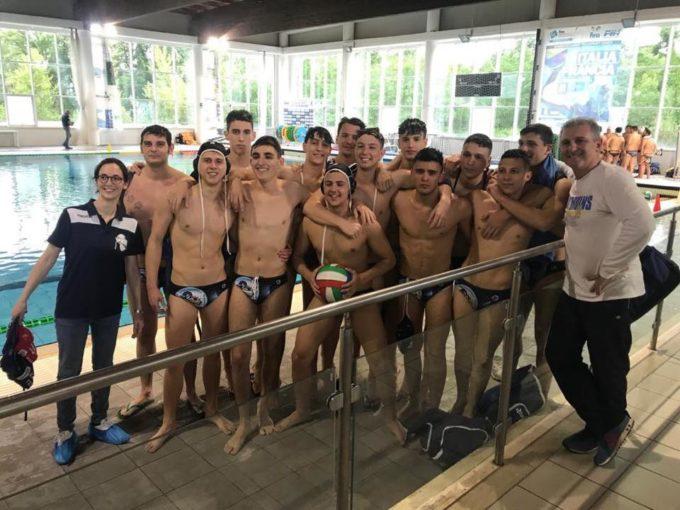 La Waterpolis fa un altro balzo verso i piani alti: battuto lo Sport Team