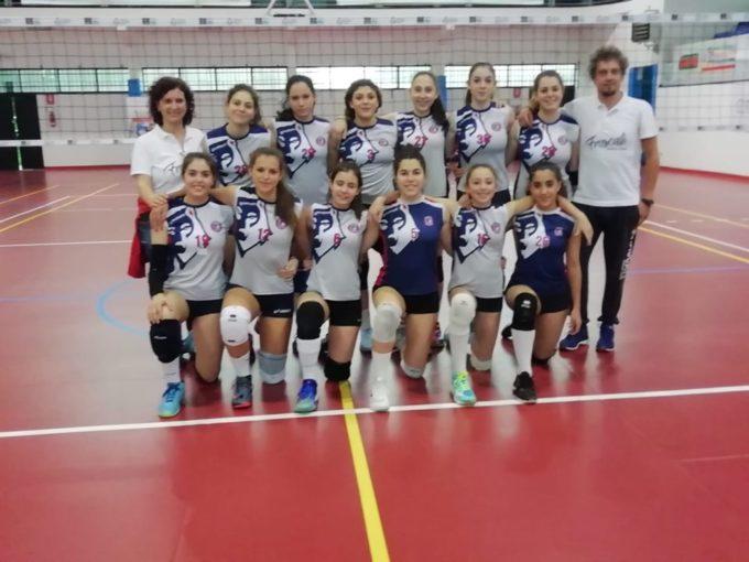 Volley Club Frascati, Liberatoscioli e le finali nazionali dell'Under 16: «Una bella esperienza»