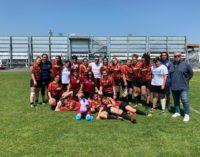 Rugby Frascati Union 1949, l'Under 18 femminile sesta alle finali nazionale di categoria