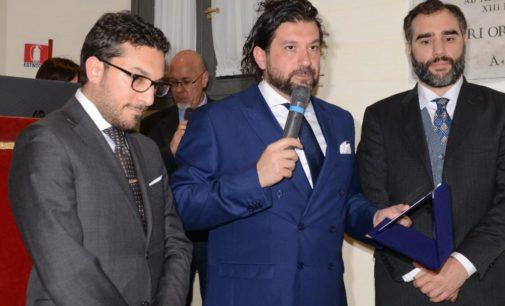 Sora calcio, Michel Maritato incontra il Presidente Cirelli