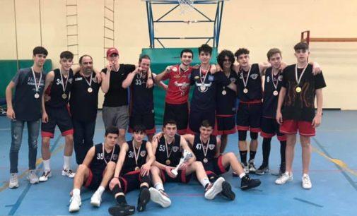 San Nilo Grottaferrata basket: Under 18 vince la Coppa Lazio, Under 15 in finale regionale