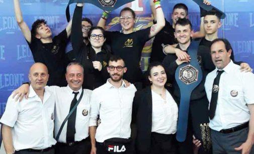 Sport da combattimento- Campionati italiani WTKA finali di Rimini