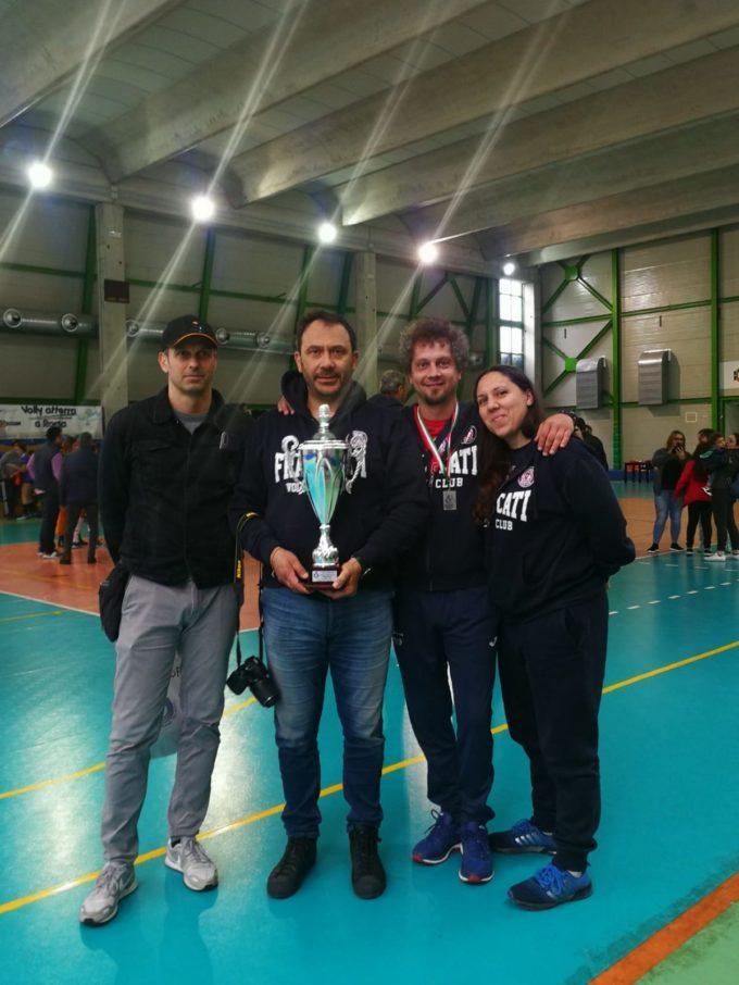 """Volley Club Frascati, il bilancio del presidente Musetti: """"Un'annata piena di soddisfazioni"""""""
