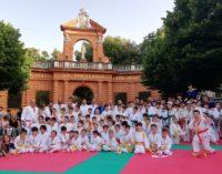 Asd Judo Frascati, grande festa per il saggio di judo. Moraci campione italiano di brazilian jiu jitsu