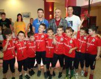 La festa di fine anno della scuola calcio Vis Artena