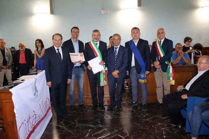 Nero Buono di Cori: medaglia d'oro per Pietra Pinta al Concorso Enologico Internazionale Città del Vino