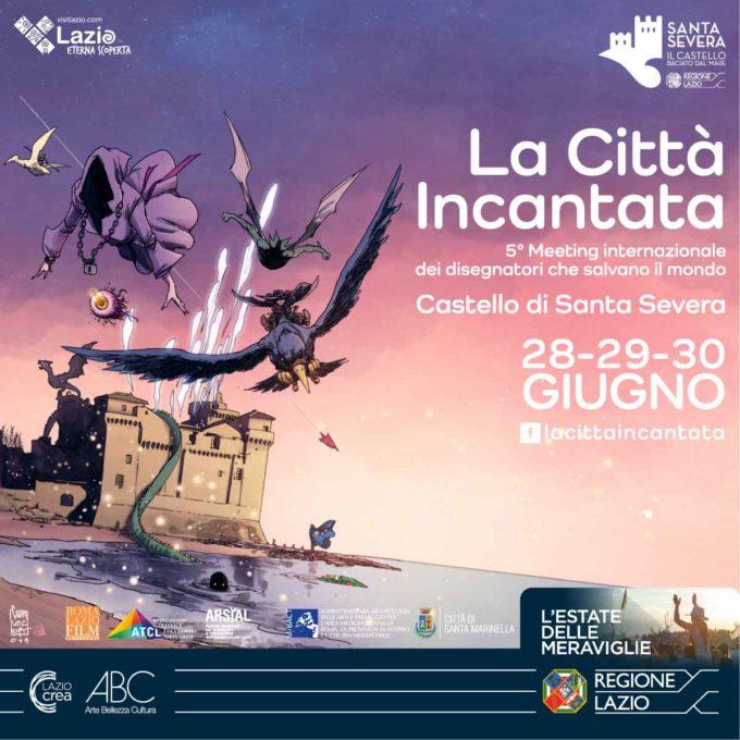 Castello di Santa Severa – LA CITTÀ INCANTATA 2019