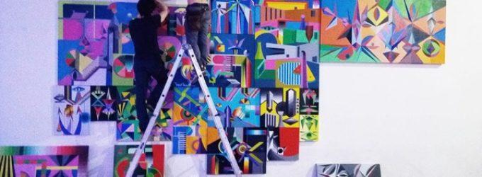 "Atelier Montez – ""ArtStreet"" a Roma"