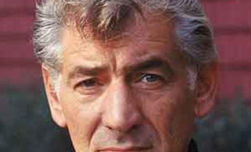Bernstein per i concerti estivi di Roma Sinfonietta alla Casa del Jazz