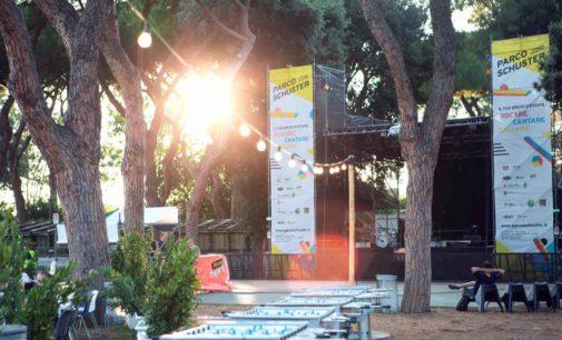 PARCO SCHUSTER Dal 21 Giugno – 15 agosto il festival #plasticfree