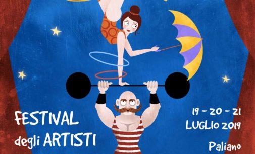 19/20/21 luglio 2019 – Il Carosello Festival Degli Artisti di Strada – Paliano (Fr)