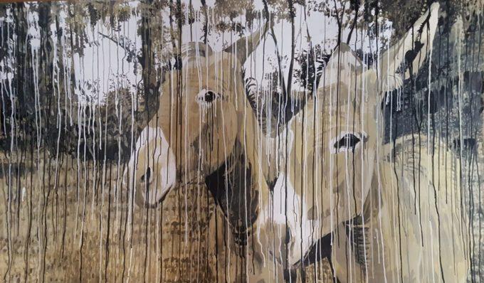 """""""A Palermo l'esposizione d'arte contemporanea 'Scecchiscè' di Giampaolo De Filippi"""""""