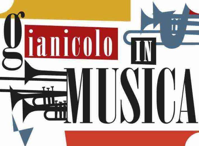 """Festival """"GIANICOLO IN MUSICA 2019""""  III edizione"""