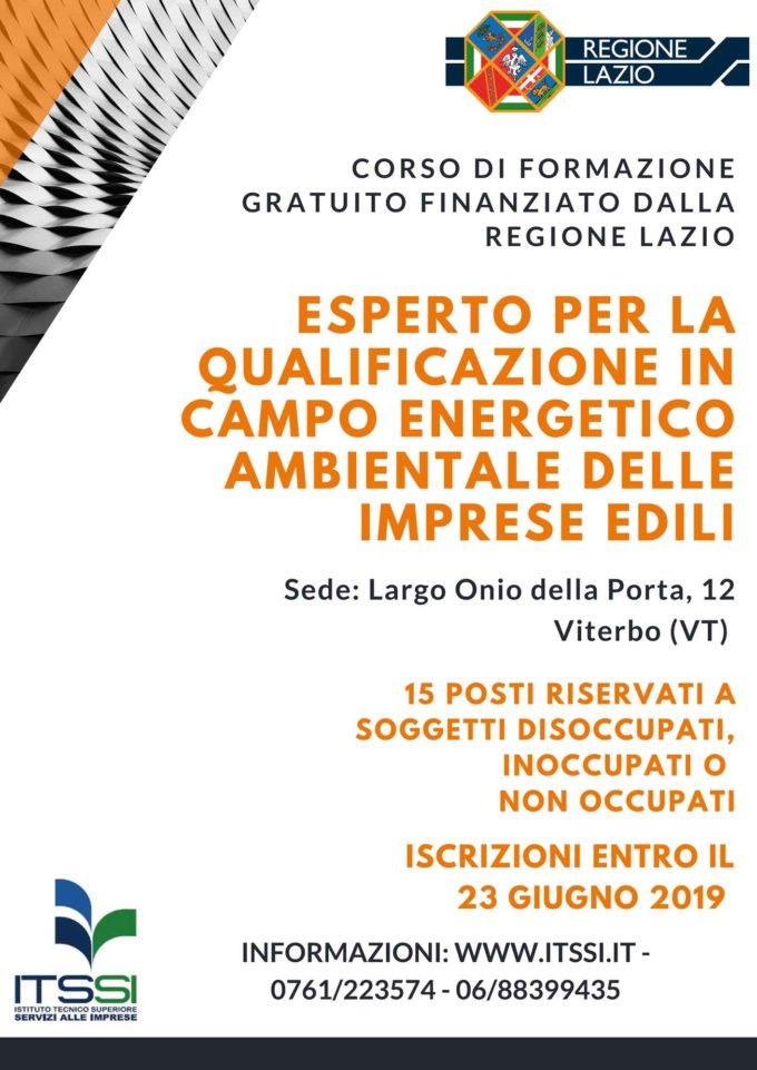 """""""Energia e sostenibilità, corsi gratuiti dell'Its al via a Viterbo"""