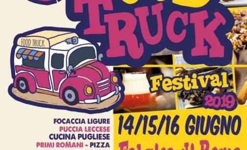 Tutto pronto, a Fabrica di Roma, per il Food Truck  il festival del cibo da strada