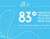 Ti aspettiamo a Buenos Aires per l'83° Congresso internazionale della Dante