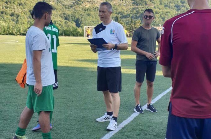 """Vicovaro (calcio, Under 19 prov.), Barba è il neo allenatore: """"Obiettivi? Valorizzare i ragazzi"""""""