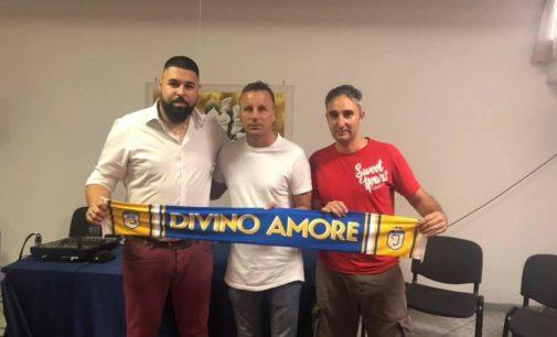 V. Divino Amore, Petruzzi e Fagiolo alla guida della prima squadra: si aspetta la ciliegina del ripescaggio