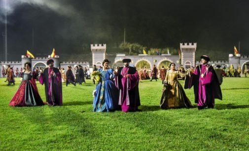 Carosello Storico dei Rioni di Cori: Porta Signina vince il Palio di Sant'Oliva 2019