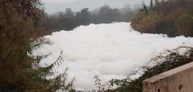 Individuata e sequestrata azienda responsabile dell'inquinamento nel fiume Sacco