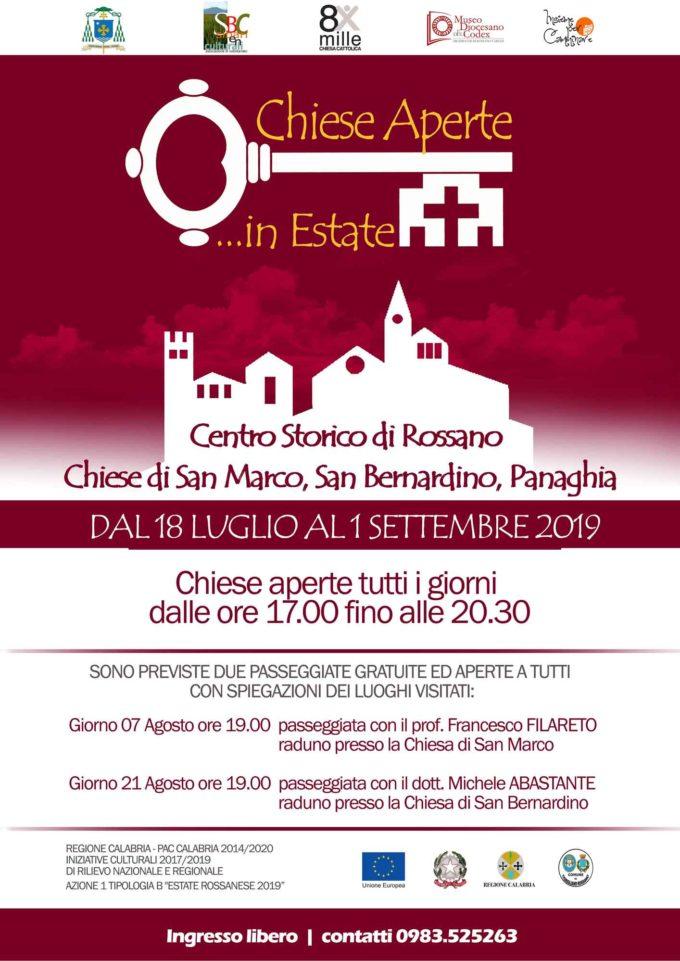 Estate in Calabria: a Corigliano alla scoperta del Castello Ducale