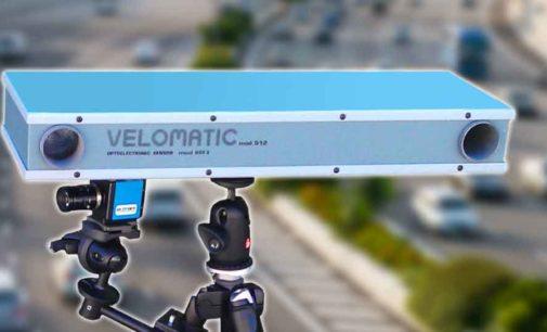 Sicurezza stradale: autovelox mobile sulle strade di Cori e Giulianello