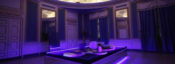 Palazzo Reale presenta  Nanda Vigo. Light Project