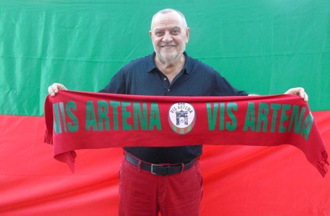 Vis Artena, il presidente Alfredo Bucci annuncia gli obiettivi stagionali