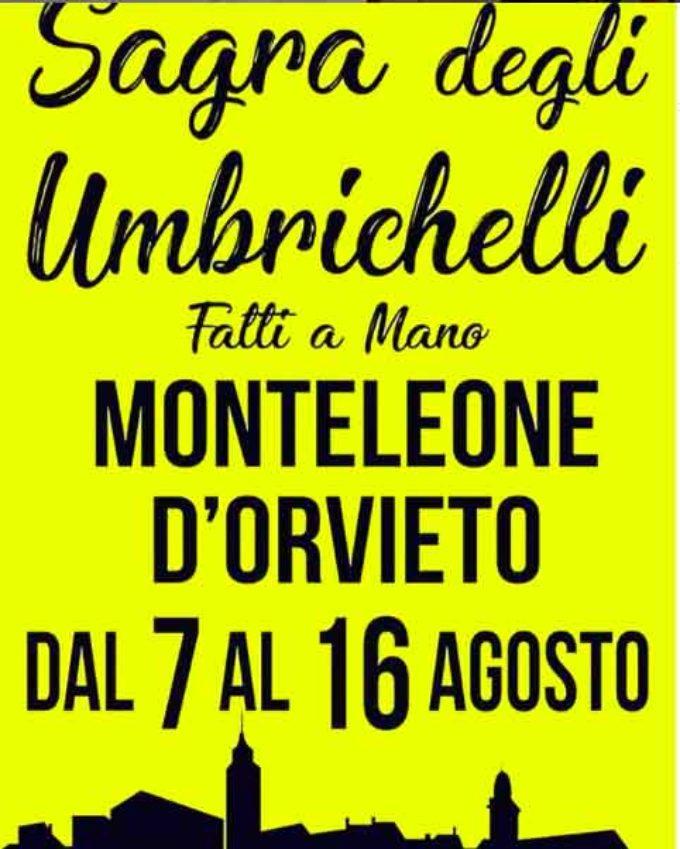 Sagra degli Umbrichelli, Monteleone d'Orvieto (TR) si racconta nel piatto – 7/16 ago
