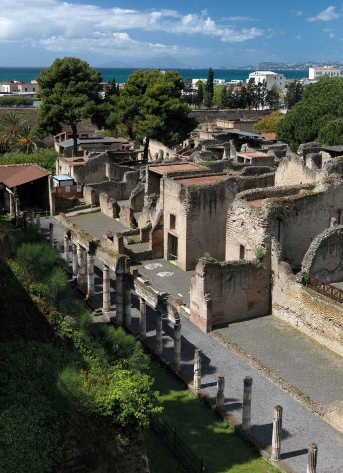 FONDAZIONE FS/MUSEO FERROVIARIO PIETRARSA: GLI SCAVI DI ERCOLANO TRA I SITI VISITABILI CON BIGLIETTO INTEGRATO