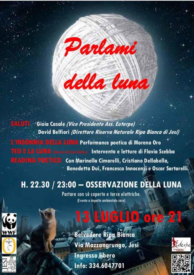 """Parlami della Luna"""