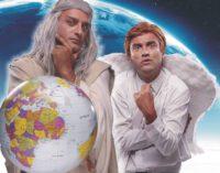 """Pablo & Pedro sono """"Il Signore e l'Arcangelo"""" in """"Se Io Vuole"""""""