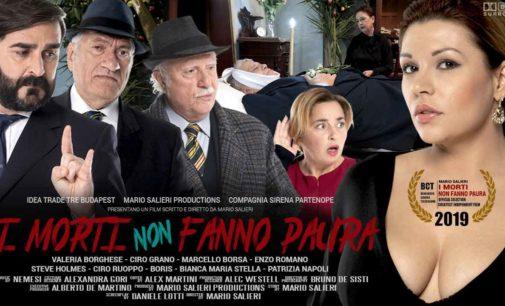 """""""I morti non fanno paura"""" è in concorso al Festival Nazionale del Cinema e della Televisione di Benevento"""