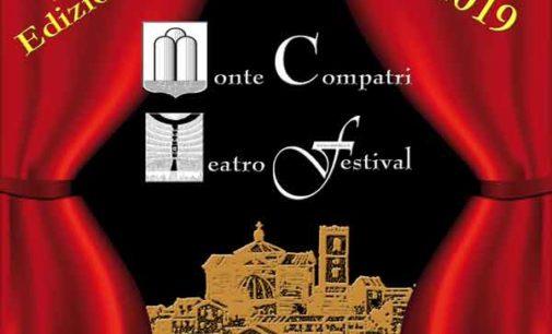 """Monte Compatri Teatro Festival """"Premio Città di Montecompatri"""" Undicesima Rassegna dei Castelli Romani di Teatro Amatoriale"""