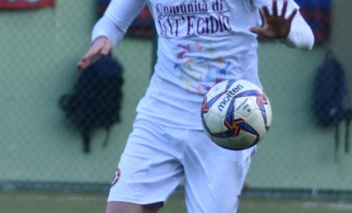Trastevere Calcio confermato il centrocampista Francesco Bergamini