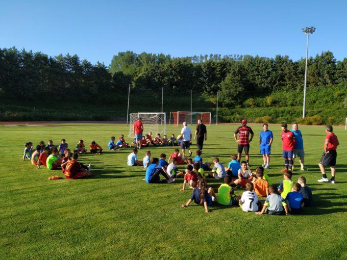 Rocca Priora, durante l'Open day resi noti i quadri tecnici della nuova Scuola calcio