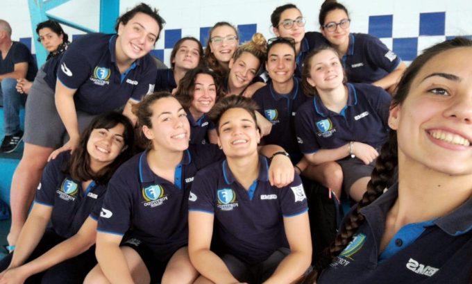Finali U19, F&D H2O battuta all'esordio da Orizzonte (11-18)