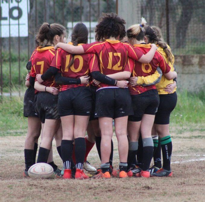 """Rugby Frascati Union 1949, il dg Spagnoli: """"Che emozione la nostra squadra femminile in serie A"""""""