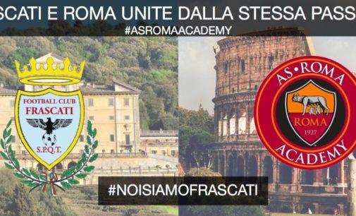 """Football Club Frascati, un'altra """"bomba"""": la Scuola calcio sarà affiliata all'As Roma"""