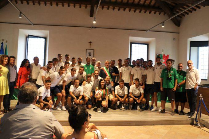 Vis Artena, presentata la rosa della prima squadra e la maglia per la stagione 2019/2020