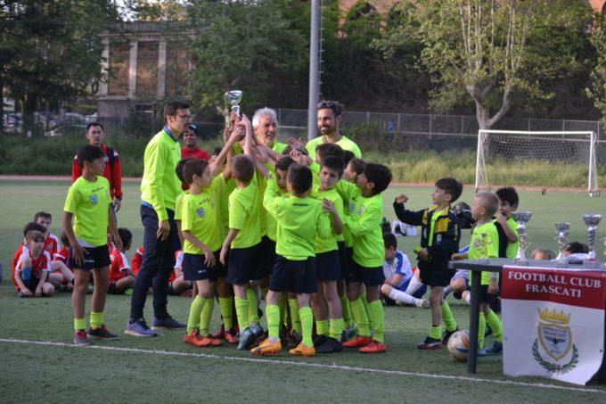 Football Club Frascati, la prossima settimana i primi Open days della Scuola calcio