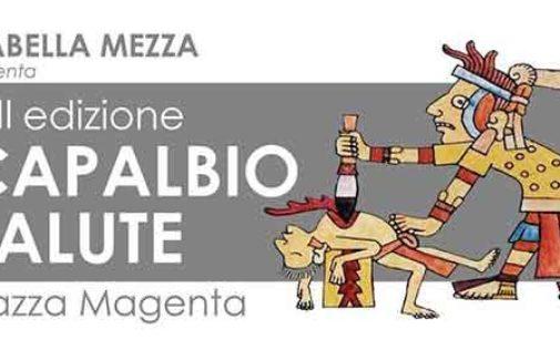 CapalbioSalute VIII edizione LO SPETTACOLO SULLA SALUTE