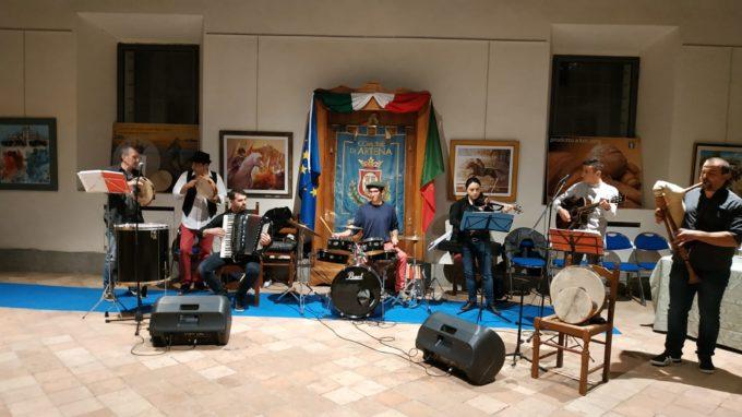 Artena:  I Bardi di Montefortino: una bella realtà per la musica popolare, tradizionale, folclorica