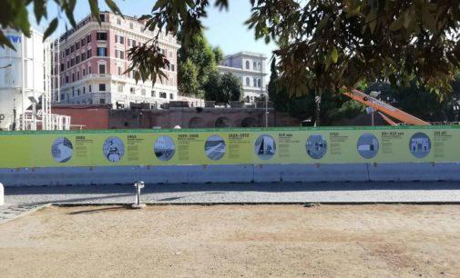 La piazza del Colosseo si racconta alla città in14 tappe  dall'età imperiale ai giorninostri